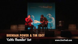 Brendan Power & Tim Edey Clip1
