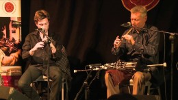 Caoimhín Ó Raghallaigh & Mick O'Brien – Traditional Irish Music on LiveTrad.com
