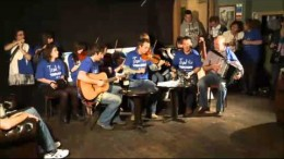 Trad for Trócaire – Traditional irish Music from LiveTrad.com Clip 4
